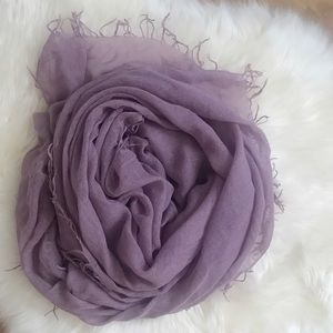 100% Authentic Chan Luu cashmere and silk scarf